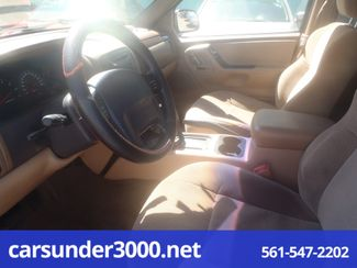 2000 Jeep Grand Cherokee Laredo Lake Worth , Florida 4