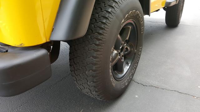 2000 Jeep Wrangler SE Arlington, Texas 26