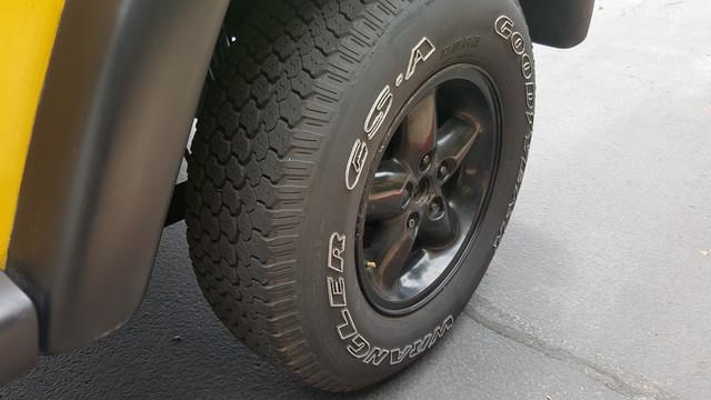 2000 Jeep Wrangler SE Arlington, Texas 27