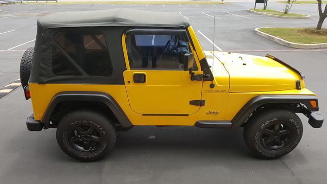 2000 Jeep Wrangler SE Arlington, Texas 9