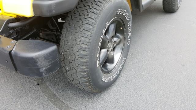 2000 Jeep Wrangler SE Arlington, Texas 29