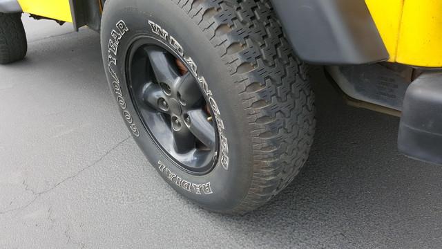 2000 Jeep Wrangler SE Arlington, Texas 32