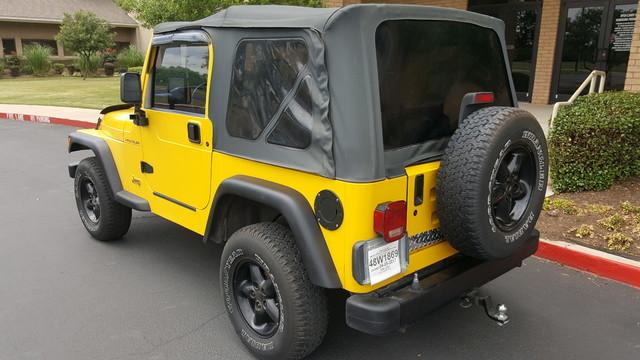 2000 Jeep Wrangler SE Arlington, Texas 8
