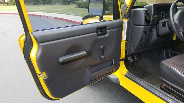 2000 Jeep Wrangler SE Arlington, Texas 16