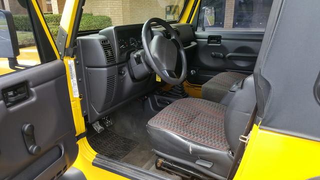 2000 Jeep Wrangler SE Arlington, Texas 17