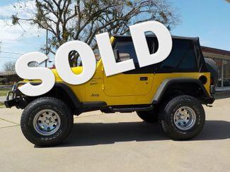 2000 Jeep Wrangler Sport Fayetteville , Arkansas