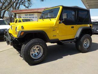 2000 Jeep Wrangler Sport Fayetteville , Arkansas 1