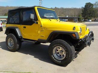 2000 Jeep Wrangler Sport Fayetteville , Arkansas 3