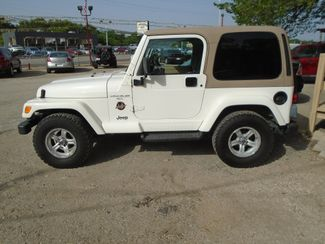 2000 Jeep Wrangler Sahara | Forth Worth, TX | Cornelius Motor Sales in Forth Worth TX