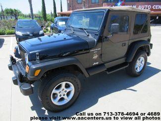2000 Jeep Wrangler Sahara   Houston, TX   American Auto Centers in Houston TX
