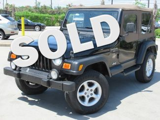 2000 Jeep Wrangler Sahara | Houston, TX | American Auto Centers in Houston TX