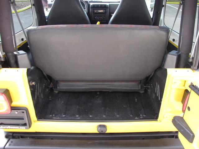 2000 Jeep Wrangler Sport Jacksonville , FL 37