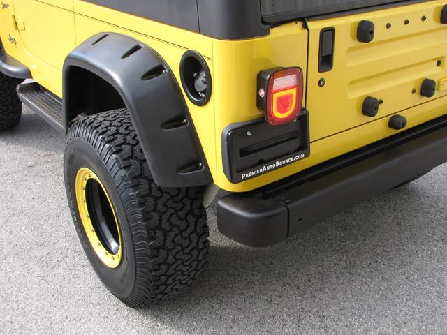 2000 Jeep Wrangler Sport Jacksonville , FL 19