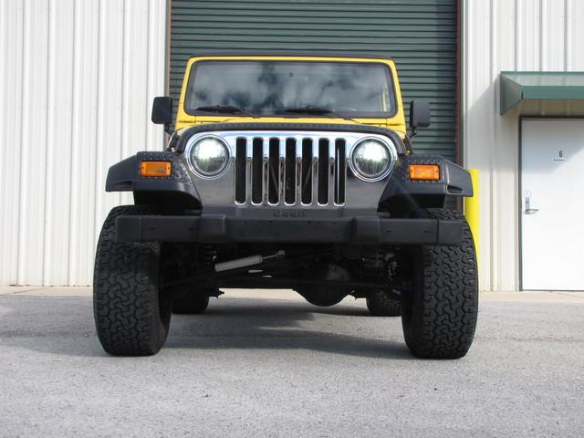 2000 Jeep Wrangler Sport Jacksonville , FL 11