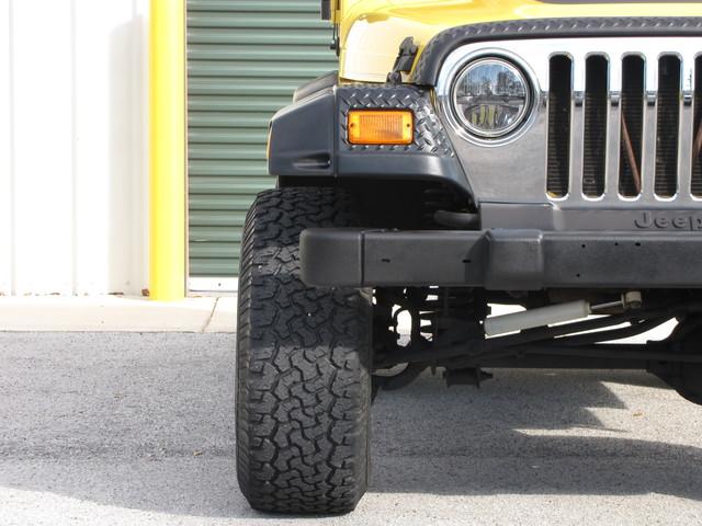 2000 Jeep Wrangler Sport Jacksonville , FL 13