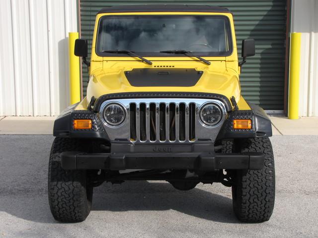 2000 Jeep Wrangler Sport Jacksonville , FL 10