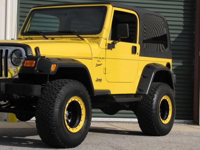 2000 Jeep Wrangler Sport Jacksonville , FL 16