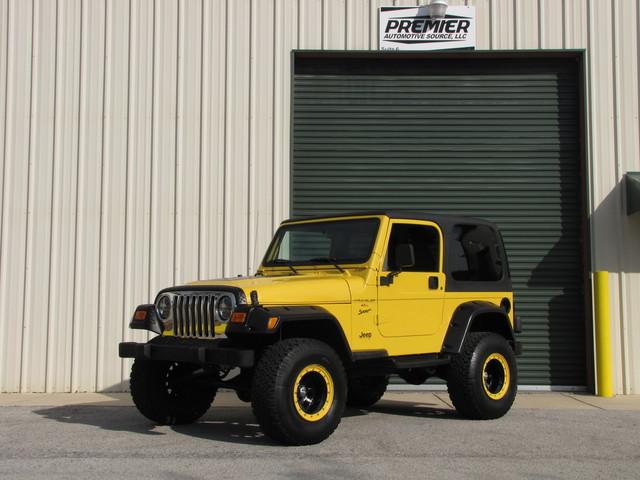 2000 Jeep Wrangler Sport Jacksonville , FL 41