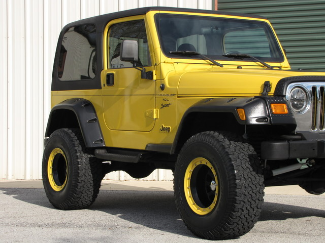 2000 Jeep Wrangler Sport Jacksonville , FL 17