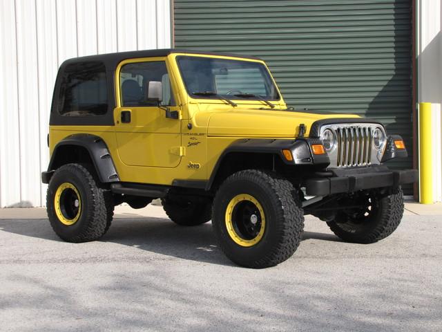 2000 Jeep Wrangler Sport Jacksonville , FL 1