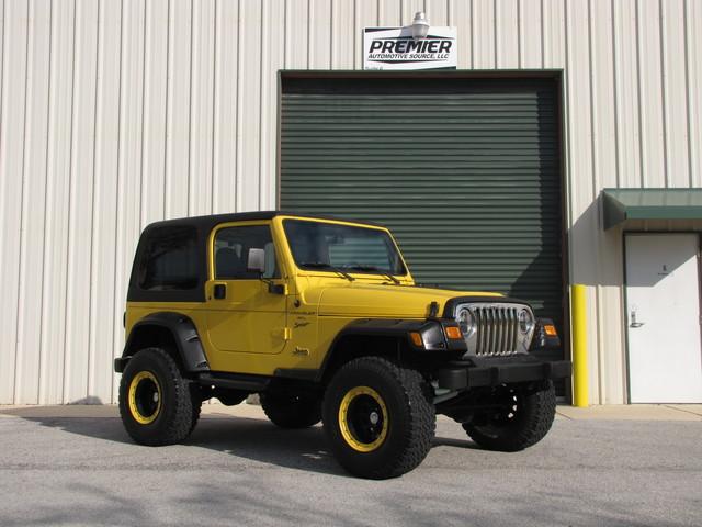 2000 Jeep Wrangler Sport Jacksonville , FL 42