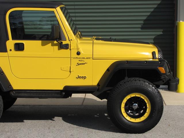 2000 Jeep Wrangler Sport Jacksonville , FL 8