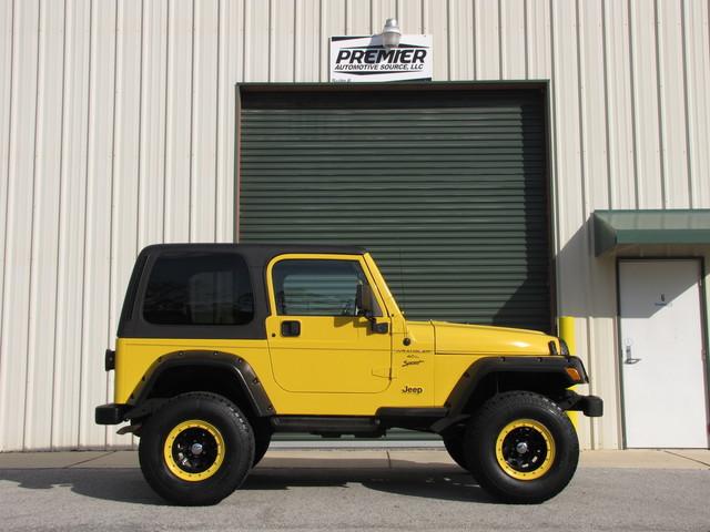 2000 Jeep Wrangler Sport Jacksonville , FL 7