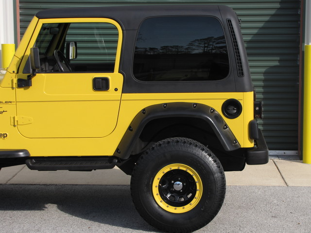 2000 Jeep Wrangler Sport Jacksonville , FL 6