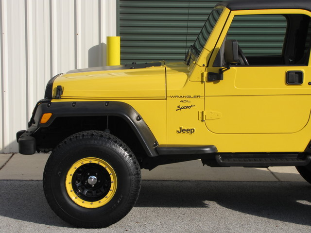 2000 Jeep Wrangler Sport Jacksonville , FL 5