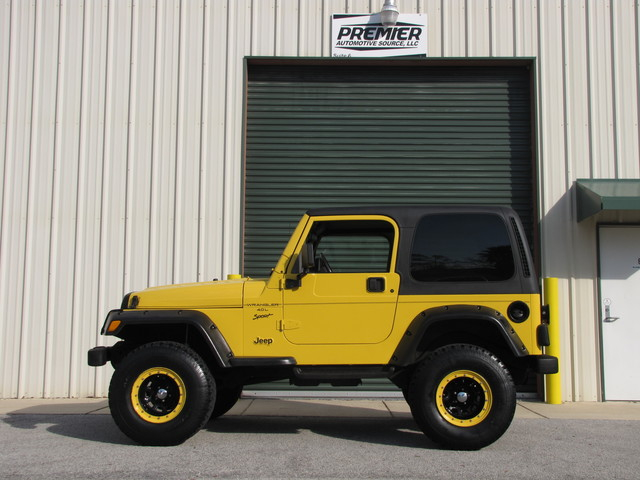2000 Jeep Wrangler Sport Jacksonville , FL 4