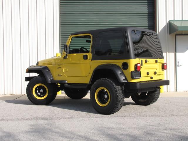 2000 Jeep Wrangler Sport Jacksonville , FL 43