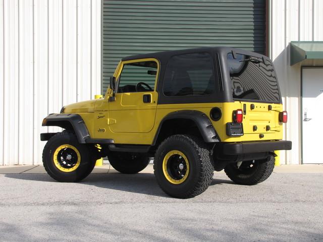 2000 Jeep Wrangler Sport Jacksonville , FL 2