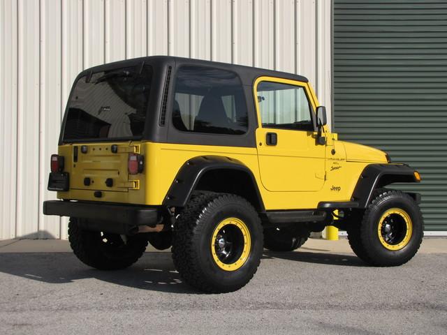 2000 Jeep Wrangler Sport Jacksonville , FL 3