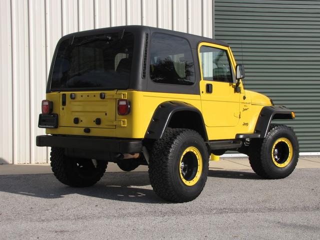 2000 Jeep Wrangler Sport Jacksonville , FL 44