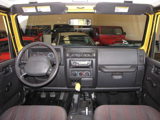 2000 Jeep Wrangler Sport Jacksonville , FL 28