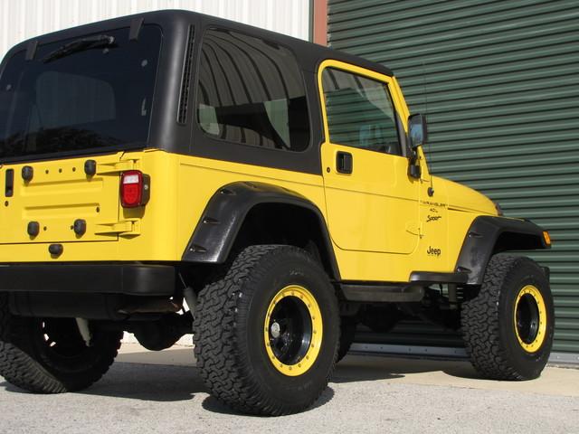 2000 Jeep Wrangler Sport Jacksonville , FL 22