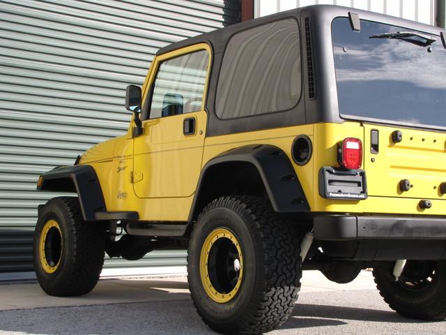 2000 Jeep Wrangler Sport Jacksonville , FL 21