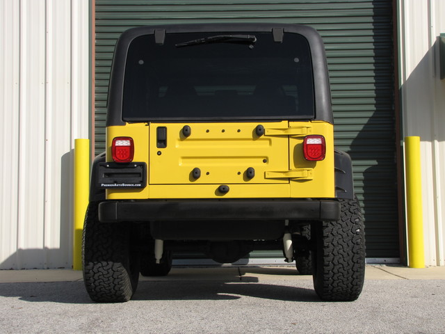 2000 Jeep Wrangler Sport Jacksonville , FL 18