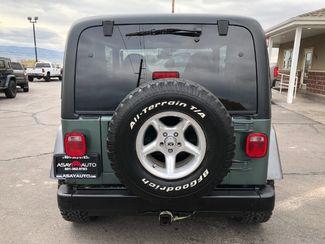 2000 Jeep Wrangler Sport LINDON, UT 4