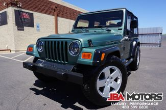 2000 Jeep Wrangler Sport 4.0L 4x4 4WD 5 Speed Manual | MESA, AZ | JBA MOTORS in Mesa AZ