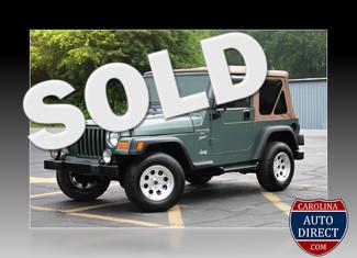 2000 Jeep Wrangler Sport Mooresville , NC