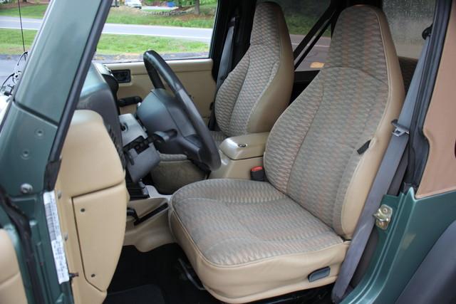 2000 Jeep Wrangler Sport Mooresville , NC 17