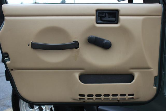 2000 Jeep Wrangler Sport Mooresville , NC 18