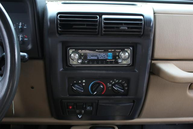 2000 Jeep Wrangler Sport Mooresville , NC 20