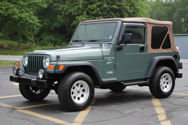 2000 Jeep Wrangler Sport Mooresville , NC 2