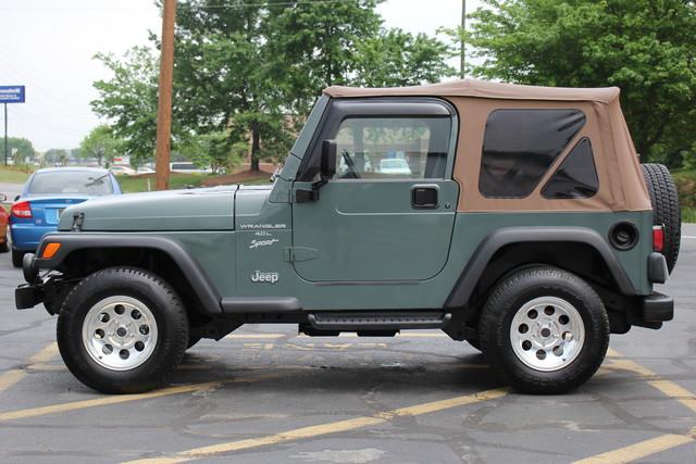 2000 Jeep Wrangler Sport Mooresville , NC 3