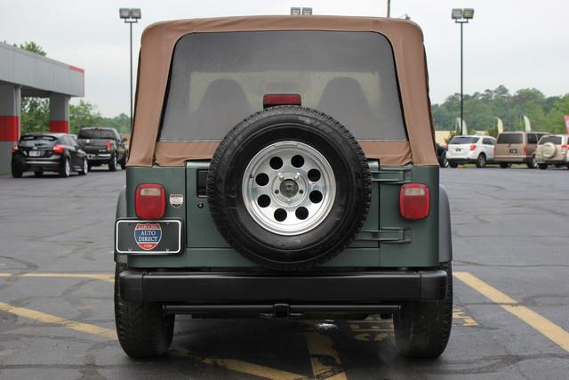 2000 Jeep Wrangler Sport Mooresville , NC 5