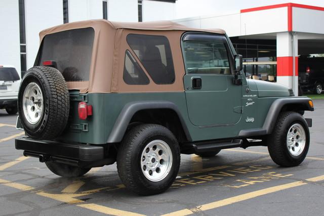 2000 Jeep Wrangler Sport Mooresville , NC 6