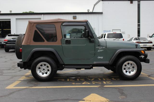 2000 Jeep Wrangler Sport Mooresville , NC 7