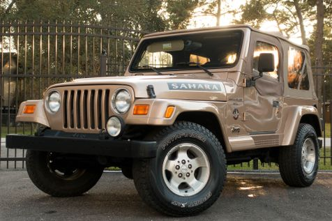2000 Jeep Wrangler Sahara in , Texas